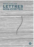 Lettres non écrites